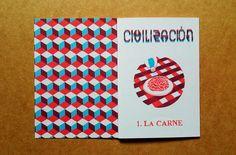 CIVILIZACIÓN #1: La carne - Clara Iris Ramos