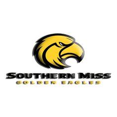University of Southern Miss Golden Eagles Southern Miss Golden Eagles, Conference Usa, Superhero Logos, Mississippi, University, My Style, Fun Stuff, Scrapbook, Scrapbooks