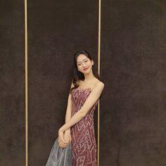 Korean Actresses, Korean Actors, Strapless Dress, Prom Dresses, Formal Dresses, Penthouse Pictures, Book Aesthetic, Korean Celebrities, Pent House