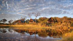 Located in the heart of Chobe National Park, Belmond Savute Elephant Lodge is a unique luxury safari lodge beside Botswana's unpredictable Savute Channel. Chobe National Park, National Parks, Safari, Elephant Camp, Travel Dating, Luxury Travel, Beautiful Places, Adventure, Outdoor