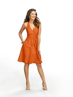 """Alfred Angelo """"In Stock"""" Bridesmaid Dress - Style 7102"""