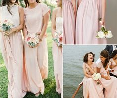 Our Favorite Bridesmaid Dress Trends For 2015 | Verily