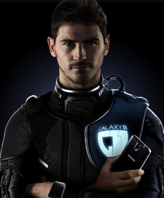 Casillas defenderá la meta de equipo capitaneado por Messi Messi, Motorcycle Jacket, Advertising, Jackets, Fashion, Sport, Iker Casillas, Down Jackets, Fashion Styles