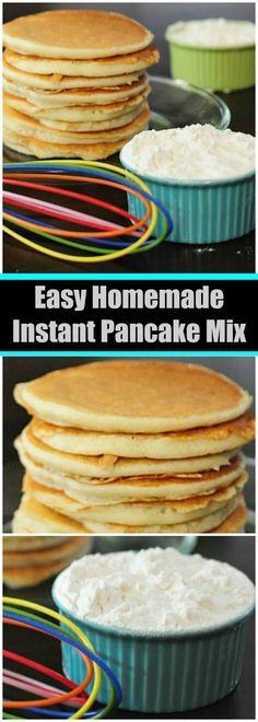 Easy Homemade Instan