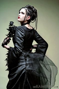 Midnight Bustle Ensemble by Kambriel  featured at by kambriel, $425.00