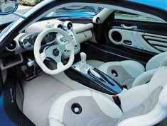 Pagani Zonda interior - #Luxury