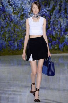 Vogue.com   Ready To Wear 2016 S/S Christian Dior Collection