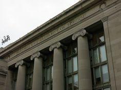 Harvard Law school Building