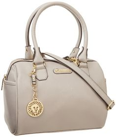 5878133ac429 Anne Klein Jazzy Geos Small Top Handle Bag Unique Bags