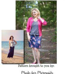 Mama Chloe Skirt and Maxi M4M Made For Mermaids