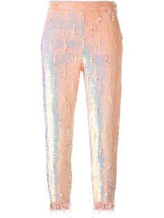 Ashish beaded cigarette pants