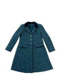 Burda Girls Dress Coat 12/2012 #156