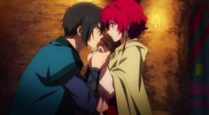 Hak and Yona  Yona of the dawn Cass(casandra)