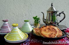 Harcha, okrągłe chlebki z semoliny