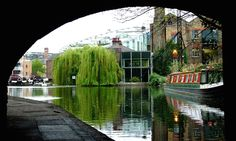 Angel Canal | 17 Magical Spots To Escape To In London