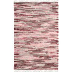 Safavieh Rag Rug Elena Woven Area Rug or Runner, Multicolor