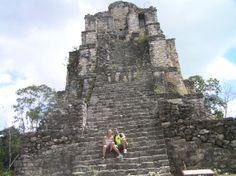 Ruinas de Muyil.