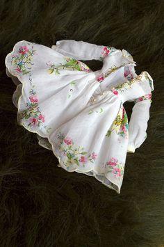Cloth doll for Fanny by Kikihalb