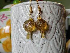 Sun drops by ARJewelryBoutique on Etsy
