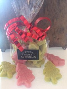 Gummy Christmas tree sweets from Sweet Memories