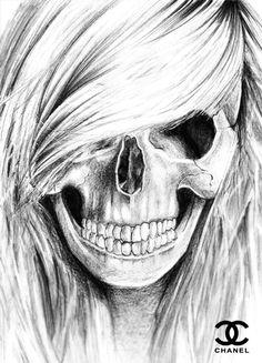 "Moda-Vera .. .""it's the look!"" Skulls"