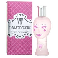 ANNA SUI  Dolly Girl EDT Spray 50 ml Dolly Girl Womens Perfume is irresistible, fun, full of fantasy. Dolly Girl is a mischievious blend of mouth watering fruits, a hint of cinnamon, green leaves, fresh sea (Barcode EAN = 6213759398739) http://www.comparestoreprices.co.uk/december-2016-5/anna-sui-dolly-girl-edt-spray-50-ml.asp