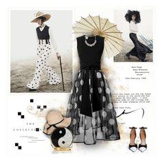 """Yin Yang"" by amaryllis ❤ liked on Polyvore"