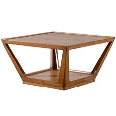 Edward Wormley for Drexel Trapezoid Coffee Table