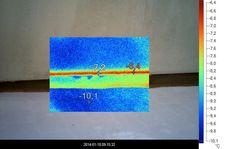 Termowizja - kontrola izolacji budynku, mostki termiczne