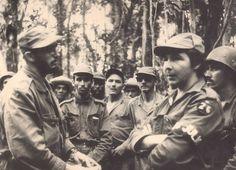 RTVE. Cuba, cinco décadas de revolución, Fidel Castro, Cuba, Che Guevara, White Photography, Kobe