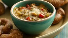 Philly Cheesesteak Dip.. Philadelphia's favorite flavors – beef, peppers and lots of cheese - meet in this ooey-gooey, cheesesteak-inspired dip.