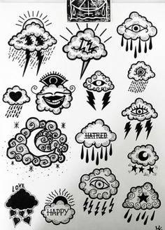 tattoo old school flash Tattoos And Body Art flash tattoo Flash Art Tattoos, Tattoo Flash Sheet, Body Art Tattoos, Small Tattoos, Sleeve Tattoos, Retro Tattoos, Ship Tattoos, Tattoo Sleeves, Tattoos Skull