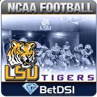 LSU Tigers College Football Betting Lines 2014🏈 National Championship Odds: 22-1✌ www.betdsi.com/...