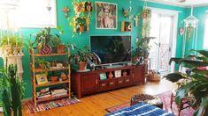 Go to this site studied bohemian home decor on a budget Interior Exterior, Interior Design, Deco Boheme Chic, Bohemian Decor, Bohemian Style, Room Colors, My Dream Home, Decoration, Living Spaces
