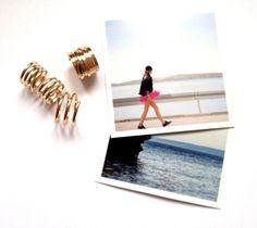 Summer polaroids