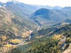Cataract Creek valley