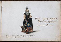 Album amicorum of Geertruyd van Engelsteedt - http://www.kb.nl/expo/alba/index.html
