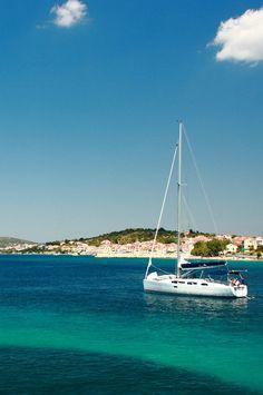 Prvic Island, Croatia www.discovercroatia.eu