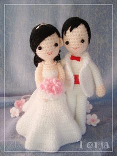 Young Bride&Groom
