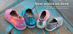 TOMS - buy a pair of shoes and a pair is given to someone who doesn't have shoes.
