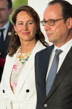 Ségolène Royal, chouchoute de François Hollande : Tops et flops: la semaine people - Journal des Femmes