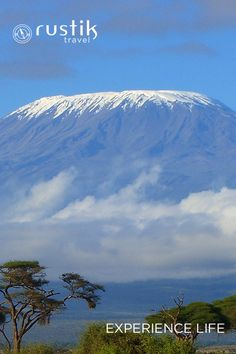 "A popular myth surrounding the name of Mount 'Kilimanjaro' is that it was derived by the local Swahili tribes who called the mountain ""Kilima Njaro"" or 'Mountain of Caravans' because it was used as a compass to navigate in old times. Many such myths and legends are waiting to unfold as you take on the 'White Mountain' as named by the local Masais. Details: http://www.rustiktravel.com/Experiences/kilimanjaro-climb/"