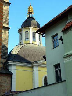 Chapel of St. Prague, Kirchen, Czech Republic, Hungary, Explore, Mansions, House Styles, City, Places