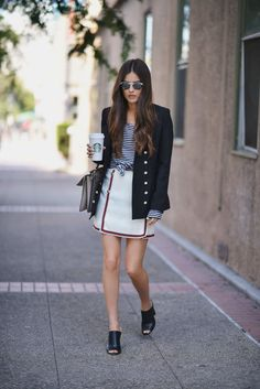 The ShopStyle Guide on What to Wear to Work For Warmer Weather Pinterest: KarinaCamerino