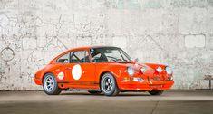 1971 Porsche 911 - 'S/T'