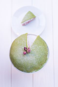 Swedish princess cake {raw, vegan, gluten free}