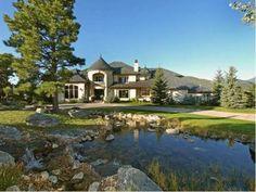 Main image of Home for sale at 30726 Snowbird Lane, Evergreen, 80439 www.ushud.com