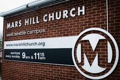 mars hill church sign - Google Search