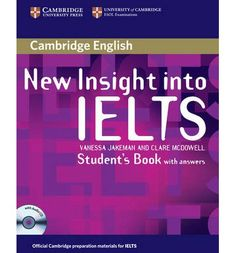 New Insight into IELTS offers comprehensive preparation and practice for IELTS