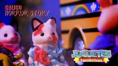 A Scary Calico Critters story !!